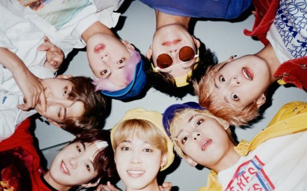Chart-topping Korean boy band BTS play at Singapore's National Stadium on January 19 as part of a world tour. Photo: BTS