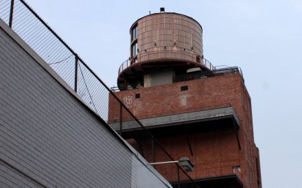 The Water Tower opened at the Williamsburg Hotel in November 2018. Photo: Katie Warren/Business Insider