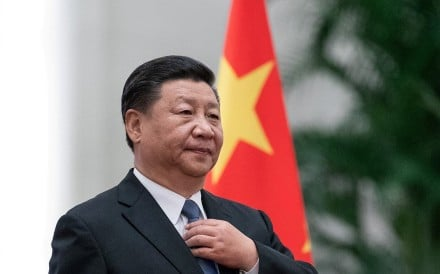"President Xi Jinping's signature ""Belt and Road Initiative"" is ""probably adding to the negative perception of graft-busting as being more for domestic consumption"", according to one expert. Photo: Reuters"