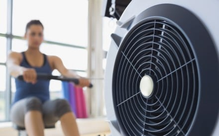 The 19.1 workout includes a 19 calorie row. Photo: Wavebreak Media Ltd./Corbis