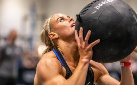 Sara Sigmundsdottir is going to the 2019 CrossFit Games after winning the CrossFit Strength In Depth event in the UK. Photo: CrossFit Games
