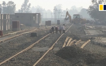 A new railway project moving ahead in Nepal is seen as the latest example of how India and China are backing infrastructure projects as they compete for influence with their neighbour. The Indian...