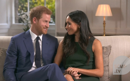 """Prince Harry said his mother Diana would have been """"best friends"""" with hisfiancéeMeghan Markle,as he wastalking about the engagement ring that includes two diamonds fromDiana'spersonal..."""