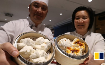 Char siu bao (or barbecue pork buns) are an all-time Hong Kong favourite. They're on the menu at most dim sum restaurants, but not easy to make.