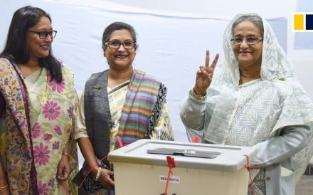 Bangladesh's longest-serving prime minister, Sheikh Hasina, has won her third consecutive term with a landslide win in the country's 11th general elections, December 30. The opposition alliance led...
