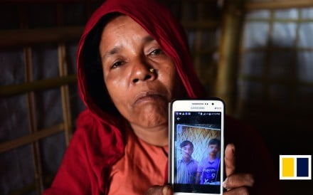 Eight brothers from a Rohingya family have been separated by violence in Myanmar. Some of the brothers fled overseas, one is in prison, while another died trying to escape to Malaysia.