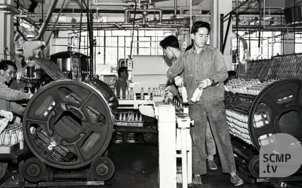 Vitasoy has become a quintessential Hong Kong brand since its introduction in 1940. SCMP.com visited the Vitasoy factory in Tuen Mun, where more than 290 million litres of beverages are produced...