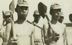 The online publication of an archive of 35,000 photos taken during the Japanese wartime occupation of China has riled Chinese social media. Photo: North China Railway archive