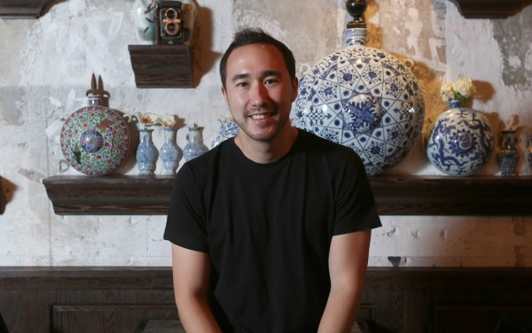Maximal Concepts boss Malcolm Wood dreams of delivering luxury Chinese fare and Mexican street food to a global audience