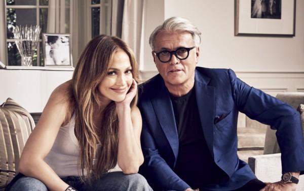 Jennifer Lopez and Giuseppe Zanotti design shoe collection together