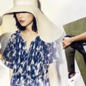 Fashion shopping in Hong Kong