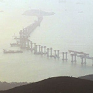 Hong Kong-Zhuhai-Macau Bridge