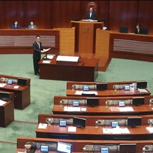 Legislative Council of Hong Kong