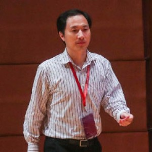 Chinese scientist He Jiankui