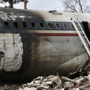 Plane crashes and aviation accidents