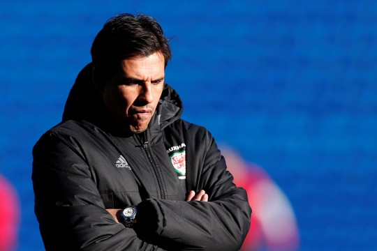 66adfa7c6 Wales manager Coleman wants future sorted out quickly