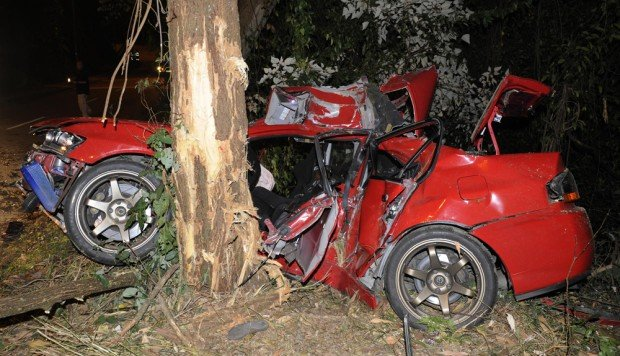 Couple die in high speed crash as police probe new for High style motoring atv