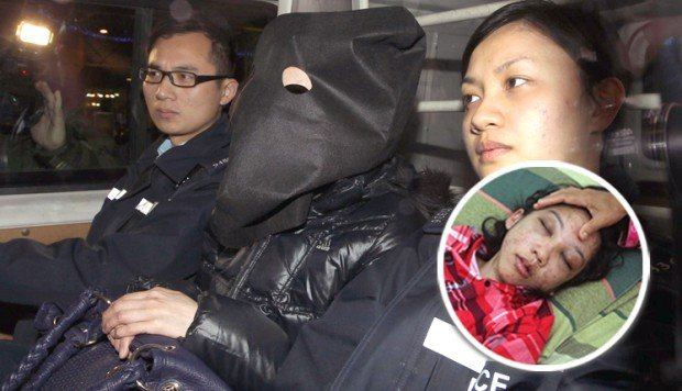Hong Kong Woman Accused Of Abusing, Torturing Maids -1038