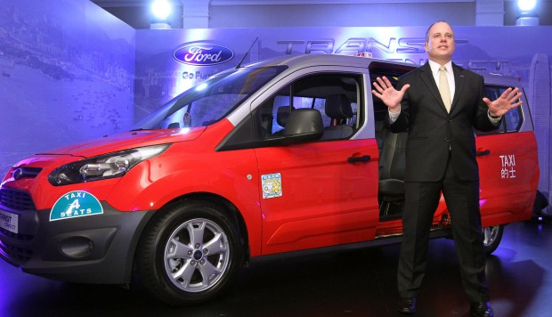 Ford motor company launches new style taxi in hong kong for Ford motor company news