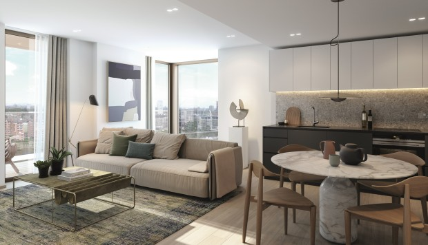 Coda Residences, Battersea: a bold new vision for Central London living
