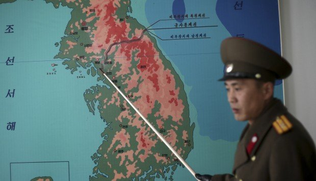 North Korean officer's terse warning to US, as DMZ tensions rise