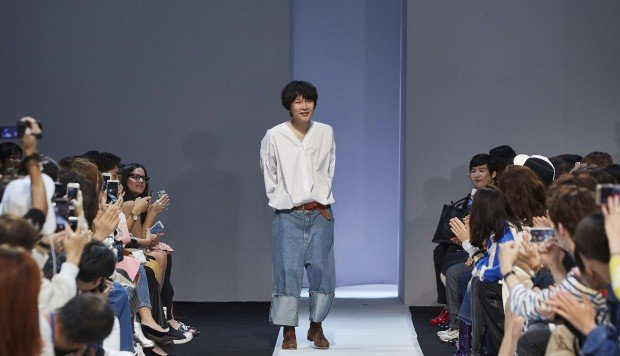 Korean fashion coming of age, led by Pushbutton's Park ...