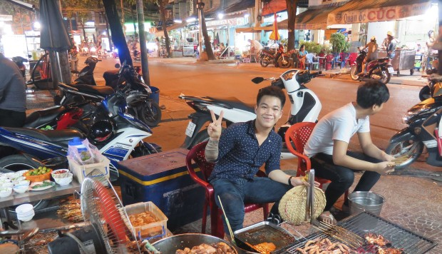 Hong Kong chef shares tips for eating out in Ho Chi Minh City