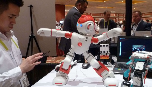 %name How artificial intelligence is taking Asia by storm