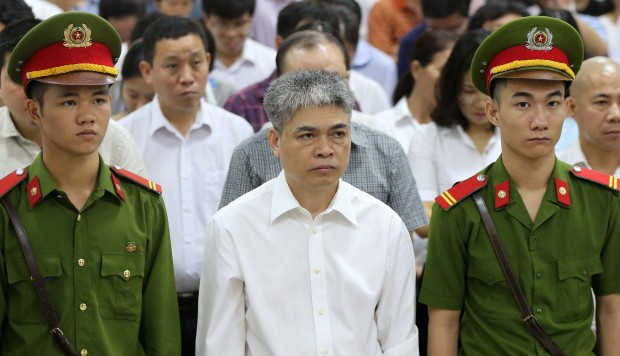 Vietnamese banker sentenced to death for fraud that exposed corruption