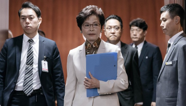 Carrie Lam's housing policy will benefit developers more than ordinary Hong Kong people