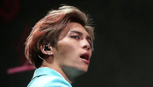 Jonghyun from South Korean boy band Shinee dies: Yonhap Jonghyun, lead singer for K-pop boy band Shinee, 'commits suicide'