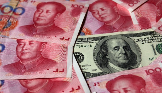 China's forex reserves rise for the 12th straight month