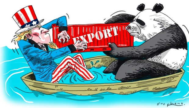 us china trade war 19062018 read more about us stocks tumble on us-china trade war build-up, dow jones sheds 12% on business standard wall street stocks tumbled in.