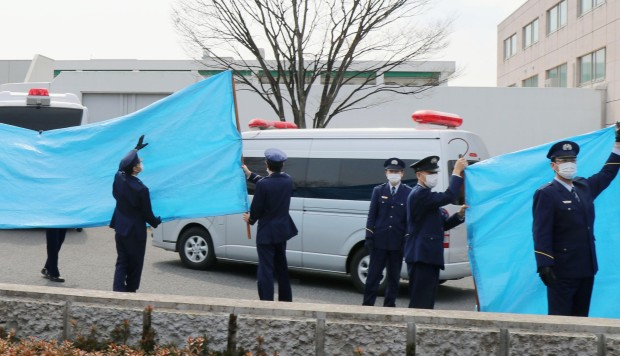 Japan relocates 13 former members of deadly Aum cult to new jail cells ahead of execution