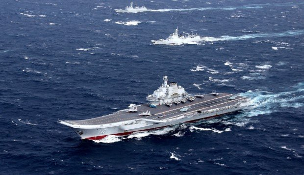 How China is quietly increasing its ability to wage war at sea