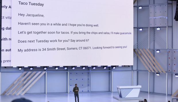 Gmail can now autocomplete entire emails