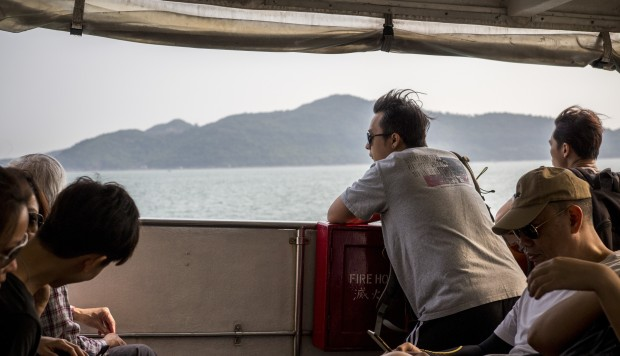 How Peng Chau went from fishermen's haunt to factory island