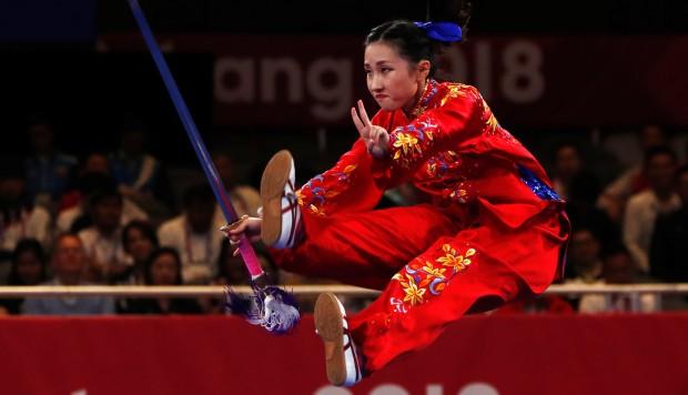 Asian Games Juanita Mok Takes Silver Behind Lindswell