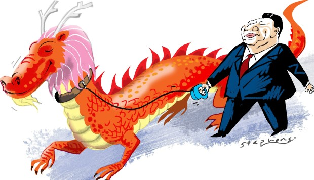 China has no use for democracy. It needs a strong leader like Xi Jinping right now  South China