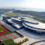Liu Dejian's company headquarters in China's Fujian province is built to resemble the Starship Enterprise in the US sci-fi series Star Trek. Photo: SCMP Pictures
