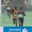 Men's full race winner Mike Kiprotich of Kenya. Photo: Nora Tam