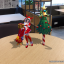 Although the new feature has been launched in the Chinese version of the game first, the AR characters also come in a Christmas edition. Picture: Honor of Kings