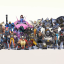 The cast of Overwatch.