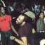 On the floor at the legendary Paradise Garage in the 1980s.