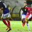 Hong Kong's Manoel dos Santos against Cambodia. Photo: SCMP Pictures