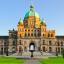 Legislature building, Victoria, British Columbia, Canada. Photo: Shutterstock
