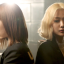 Woo Ji-yoon, left, and Ahn Ji-young of K-pop female duo Bolbbalgan4. Photo: Korea Times