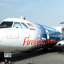 Firefly saw its load factor fall below 70% in 2016. But Bellew says Malaysia Airlines has plans to turn it around and the national carrier has no intention to halt its operation. Photo: The Edge