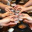 A U.K. scientist said that men need routine drinking meet-ups and women a frequent conversation to maintain bonds with friends.Photo: Korea Times file
