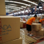 Employees at the online retailer Lazada fill orders at the company's warehouse in Jakarta. Photo: Reuters